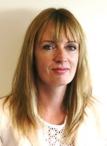 Kate Allen, Chief Executive