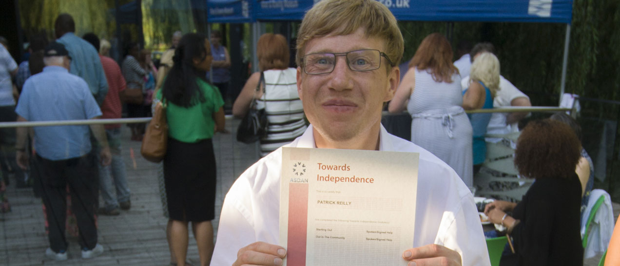Kingwood assists people with learning disabilities to live independently