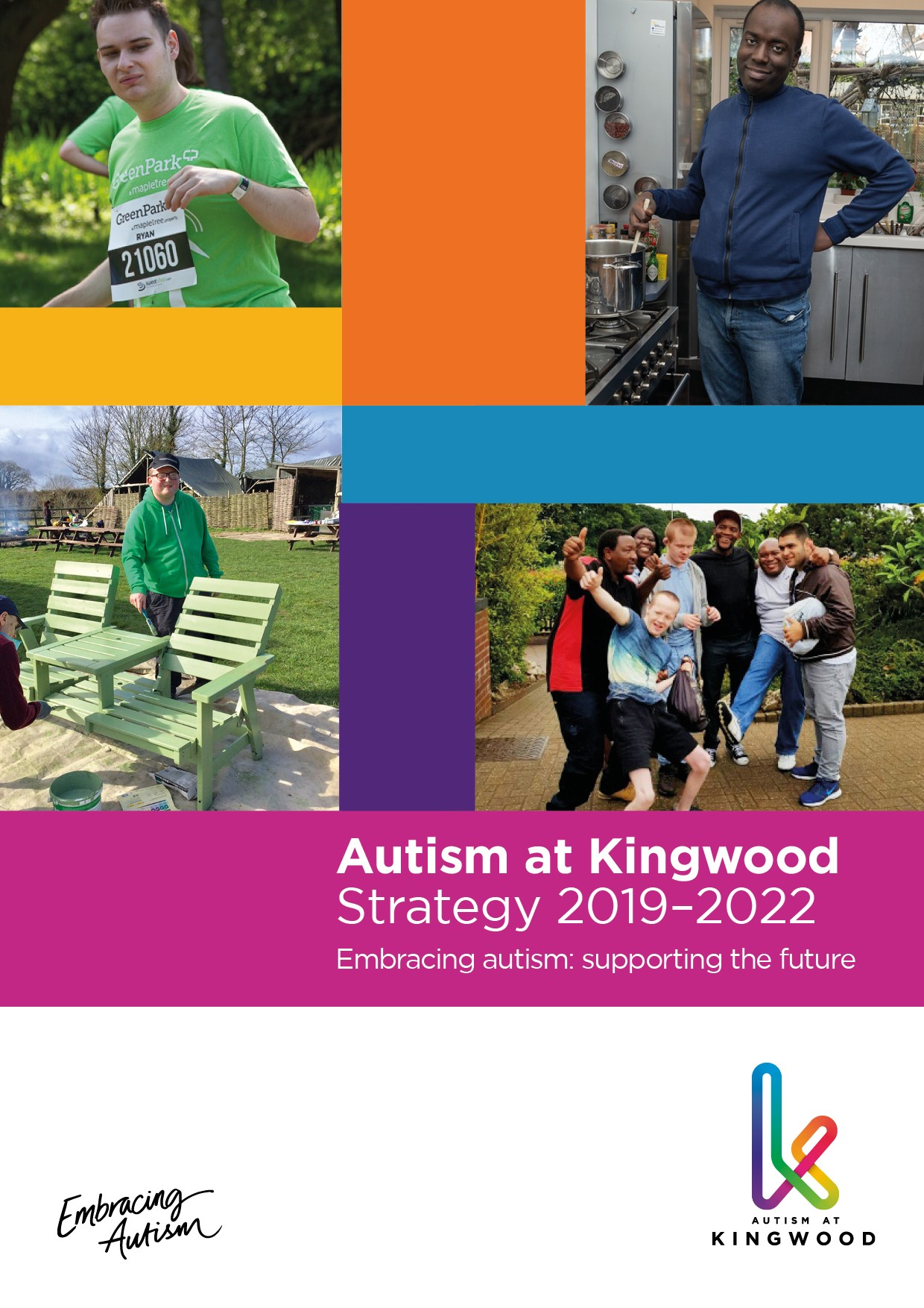 Autism at Kingwood 2019-2022 Strategy
